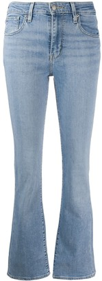 Levi's 725 Mid-Rise Bootcut Jeans