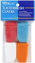 Harmon Face ValuesTM 4-Pack Toothbrush Covers