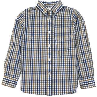 E-Land Kids E Land Check Woven Shirt