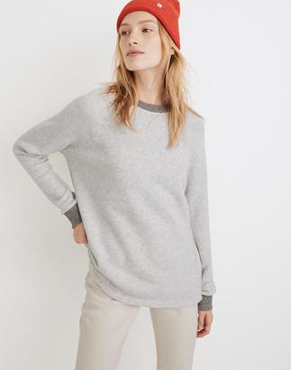 Madewell MWL Airyterry Oversized Sweatshirt