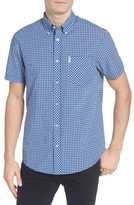 Ben Sherman Men's Core Mod Fit Gingham Shirt