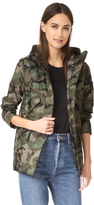 SAM. Camo Drifter Windbreaker