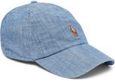 Polo Ralph Lauren Cotton-Chambray Baseball Cap