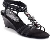 New York Transit Go Girl Women's Wedge Sandals