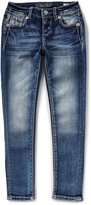 Miss Me Girls Big Girls 7-16 Faux-Flap-Pocket Skinny Jeans