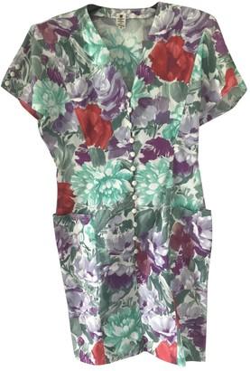 Ungaro Multicolour Cotton Dresses