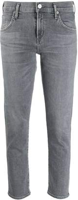 Citizens of Humanity Elsa cropped jeans
