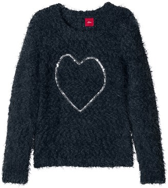S'Oliver Girls' 53.710.61.8083 Sweater