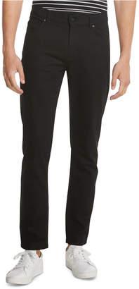DKNY Men Straight-Fit Five-Pocket Jeans