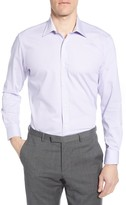 Ted Baker solid trim fit dress shirt