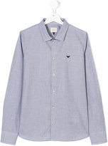 Armani Junior logo shirt