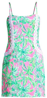 Lilly Pulitzer Shelli Floral Dress