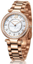 Silvia Rossini Madame R Ladies' Rose Gold-Plated Bracelet Watch