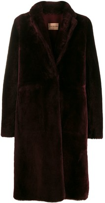 Yves Salomon Oversized Coat
