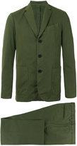 Doppiaa - patch pockets two-piece suit - men - Cotton - 46