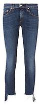 Rag & Bone Hampton Distressed Skinny Jeans