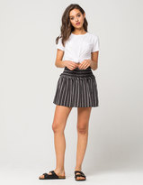 Socialite Diamond Smock Skirt