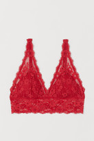 H&M Soft-cup Lace Bra