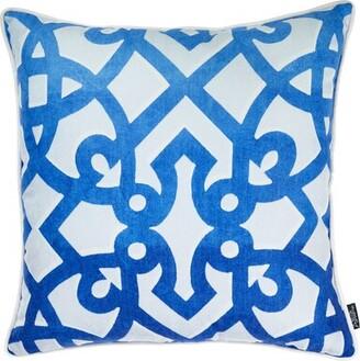 Charlton Home Lamm Trellis Throw Pillow Cover