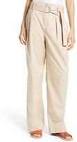 Frame Women's High Waist Wide Leg Pants