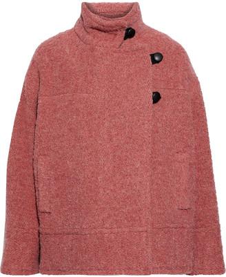 Etoile Isabel Marant Fagan Brushed Boucle Jacket