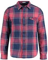 Wrangler Flap Slim Fit Shirt Pompeian Red