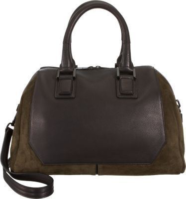 Narciso Rodriguez LeatherSuede Duffel