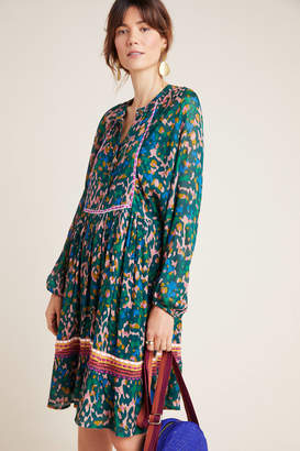 Bl Nk Coterie Embroidered Tunic