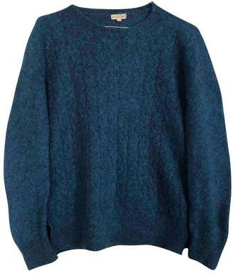 soeur Blue Wool Knitwear