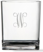 The Well Appointed House Set of 4 Personalized Clarus Old Fashion Glasses