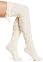 UGG Sparkle Cable Knit Socks