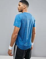 adidas Tko T-Shirt In Blue Bq2196
