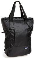 Patagonia Men's Lightweight Travel Tote Pack - Black