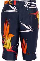 Marni Bermuda Jacquard Shorts