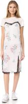 ENGLISH FACTORY Peony Blossom Print Cami Dress