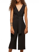 Miss Selfridge Petite Culotte Tie Jumpsuit