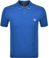 Paul Smith Regular Polo T Shirt Blue