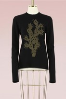 Sportmax Chrochet sweater