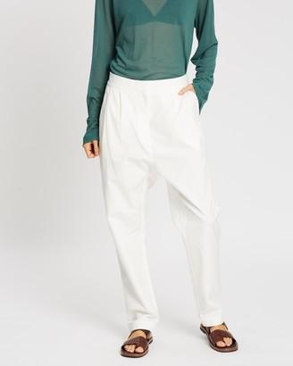 MATIN Tailored Pleat Pants