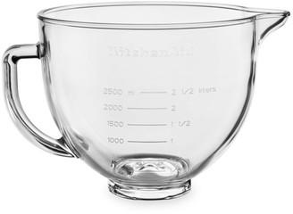KitchenAid 5-Quart Glass Bowl & Lid