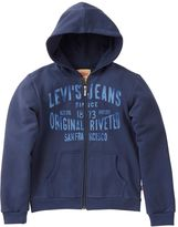 Levi's Boys long-sleeved hooded zipper