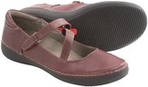 Vionic Technology Judith Flats - Mary Janes, Leather (For Women)