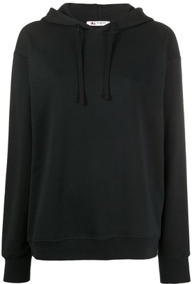 Ports 1961 Long Sleeve Embroidered Hoodie