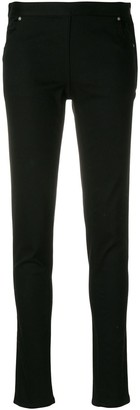 Chalayan Stretch Cropped Trousers