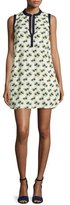Tory Burch Floral-Print Beach Dress, New Ivory