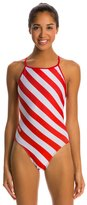 Splish Candy Thin Strap One Piece Swimsuit 8135164