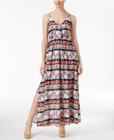 BB Dakota Agnes Printed Maxi Dress