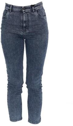 Miu Miu Cropped Skinny Jeans
