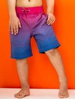 M&Co Minoti dip dye swim shorts
