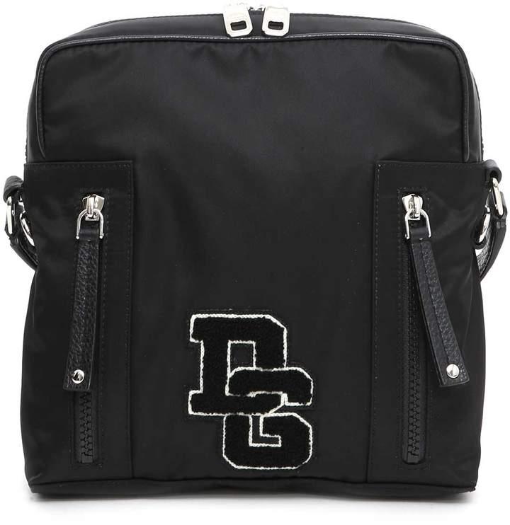 Dolce & Gabbana Shoulder Bag With Patch